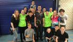 DBBR jeugd vanaf dit seizoen in Partycentrum de Zijl in Leiden